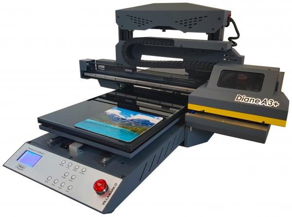 Stampante UV per gadget DIANE A3+_1