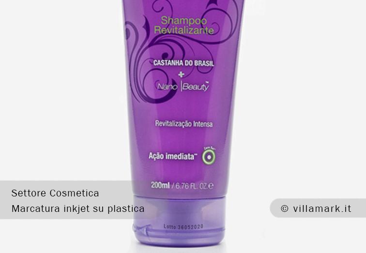 Marcatura per cosmetici: esempi di codifica per astucci, flaconi, makeup_2