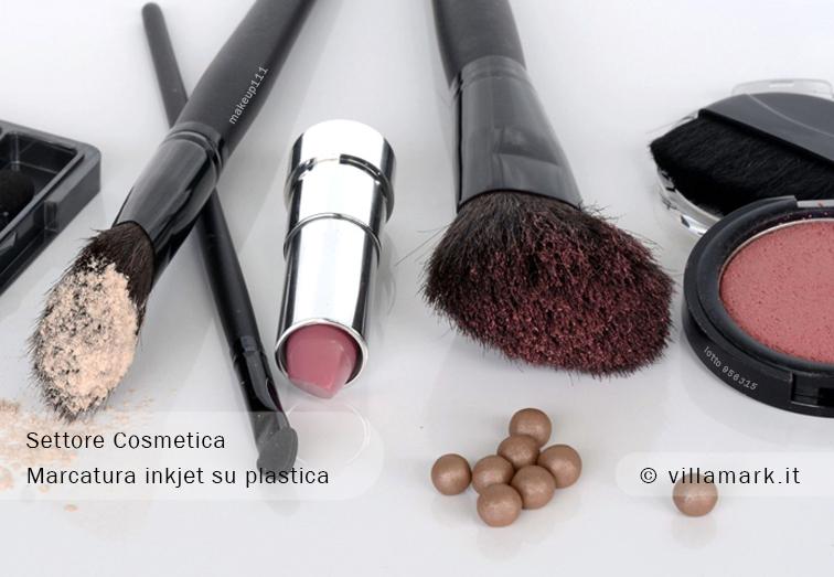 Marcatura per cosmetici: esempi di codifica per astucci, flaconi, makeup_4